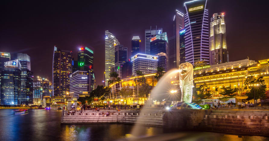 Τυχερά παιχνίδια σε Σιγκαπούρη
