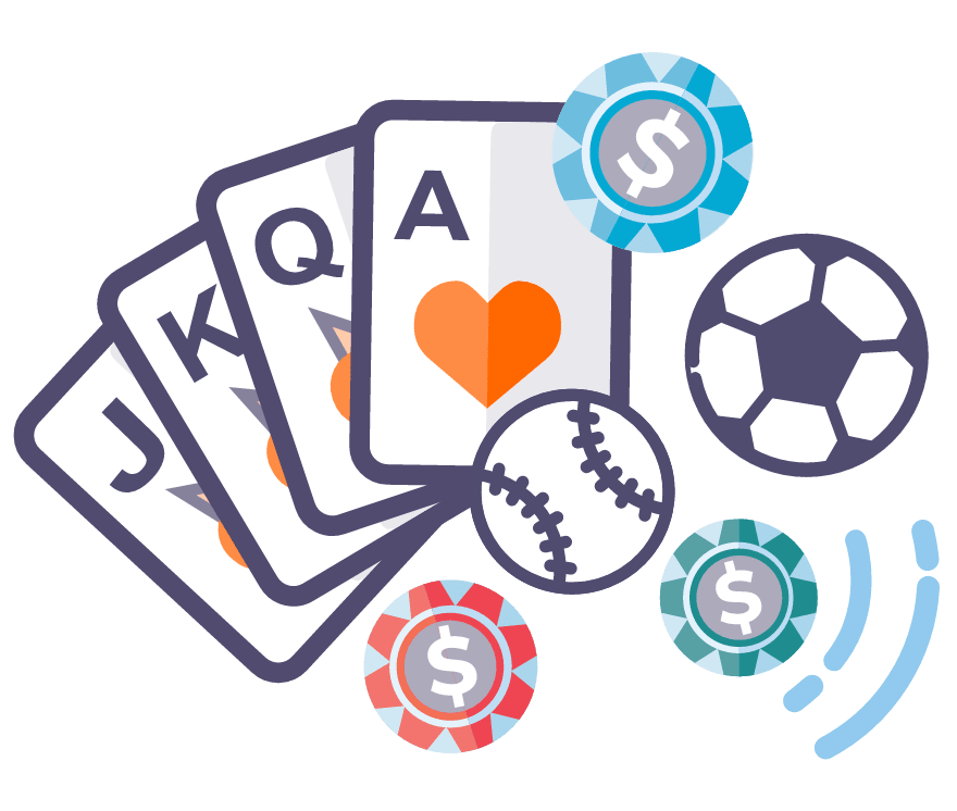 Παίξτε Sports Betting Online -Τα καλύτερα 9 με τις μεγαλύτερες πληρωμές Online Καζίνο το 2021