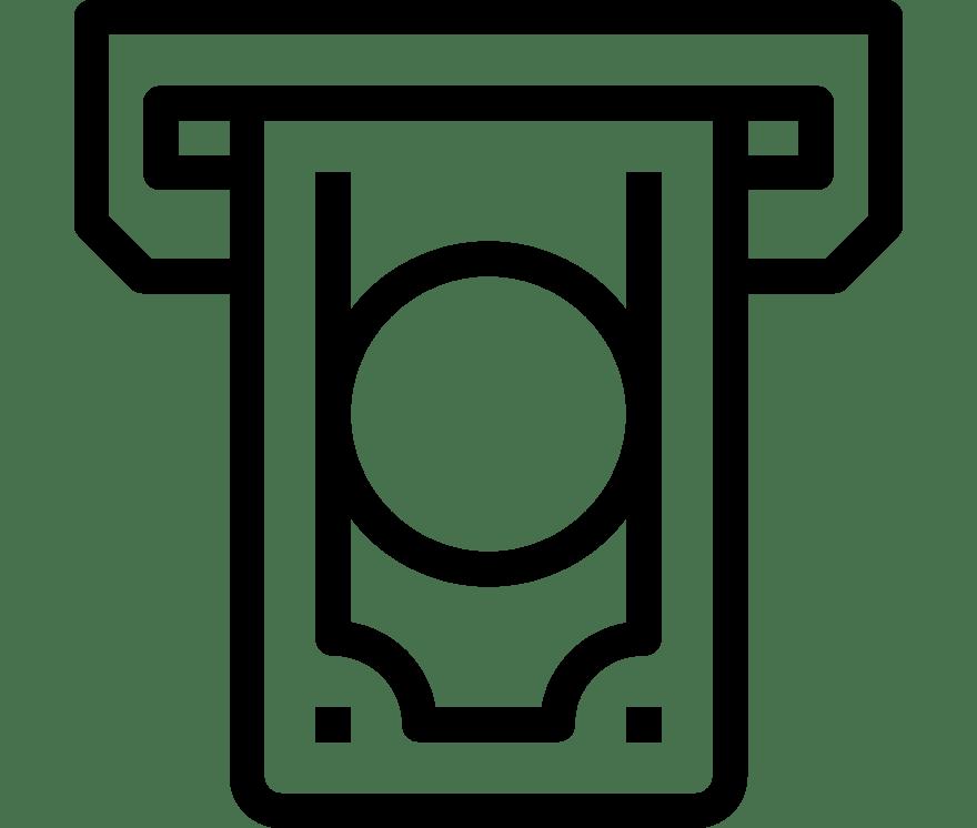 Top 1 ATM Online Καζίνοs 2021 -Low Fee Deposits