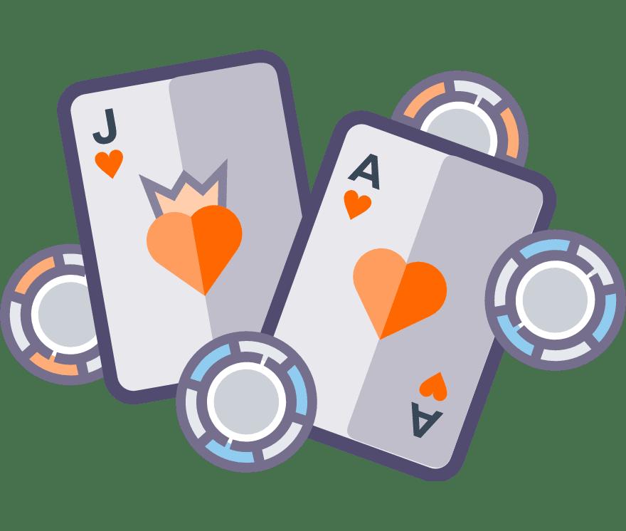 Παίξτε Blackjack Online -Τα καλύτερα 119 με τις μεγαλύτερες πληρωμές Online Καζίνο το 2021