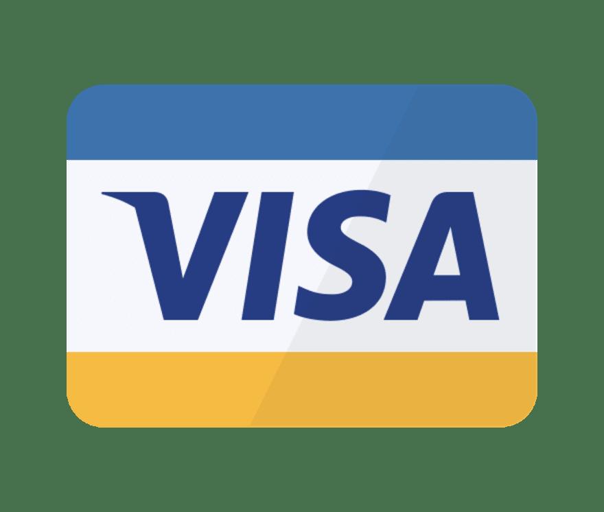 Top 116 Visa Online Καζίνοs 2021 -Low Fee Deposits
