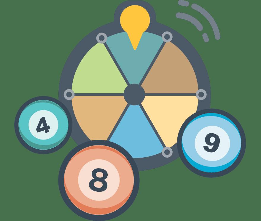 Παίξτε Λαχείο Online -Τα καλύτερα 11 με τις μεγαλύτερες πληρωμές Online Καζίνο το 2021