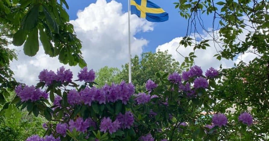 Γιατί ο διαδικτυακός τζόγος στη Σουηδία είναι δημοφιλής σήμερα