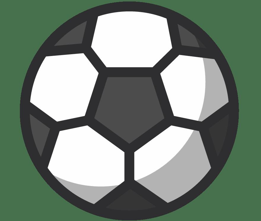 Παίξτε Στοιχηματισμός σε ποδόσφαιρο Online -Τα καλύτερα 25 με τις μεγαλύτερες πληρωμές Online Καζίνο το 2021