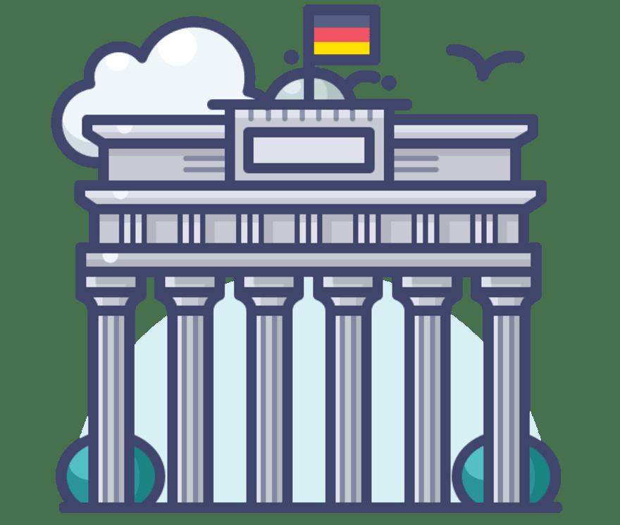 Τα καλύτερα 105 Online καζίνο στη(ο) Γερμανία το 2021