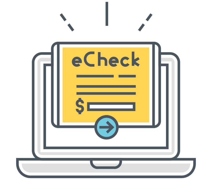 Top 1 eChecks Online Καζίνοs 2021 -Low Fee Deposits
