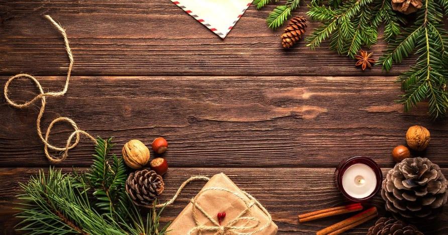 Χριστουγεννιάτικα παιχνίδια του Yggdrasil