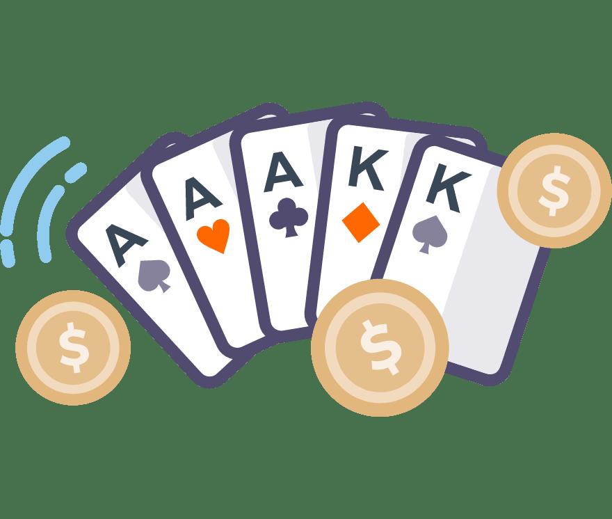 Παίξτε Πόκερ Online -Τα καλύτερα 83 με τις μεγαλύτερες πληρωμές Online Καζίνο το 2021