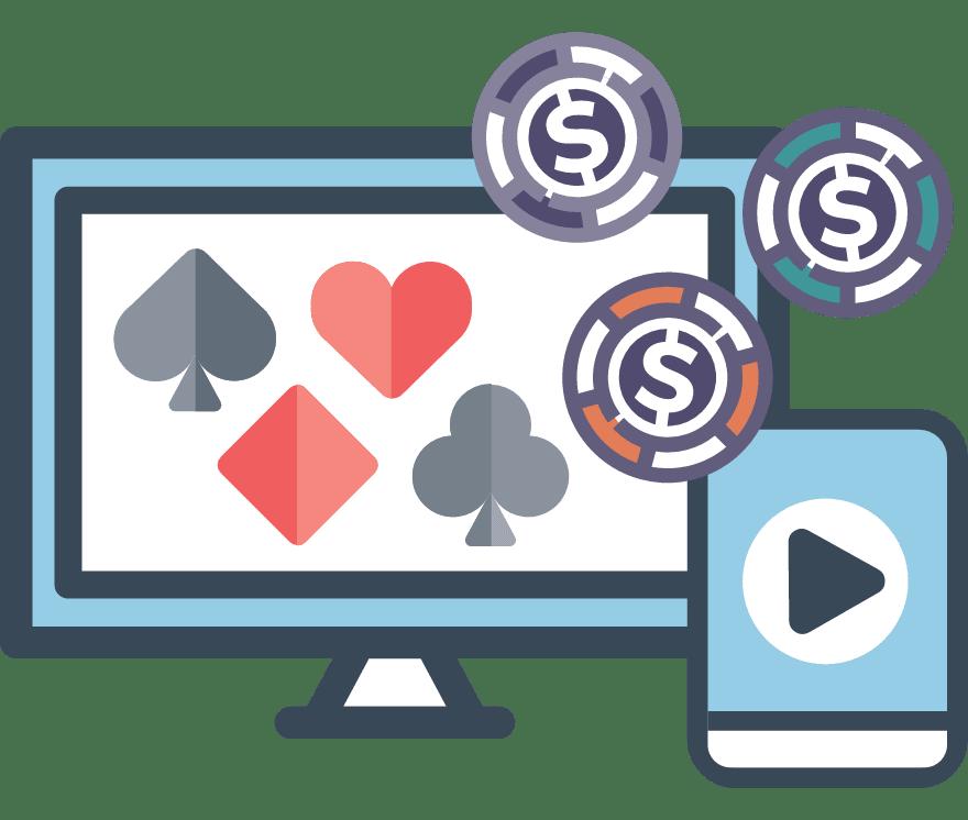 Παίξτε Βιντεοπόκερ Online -Τα καλύτερα 57 με τις μεγαλύτερες πληρωμές Online Καζίνο το 2021