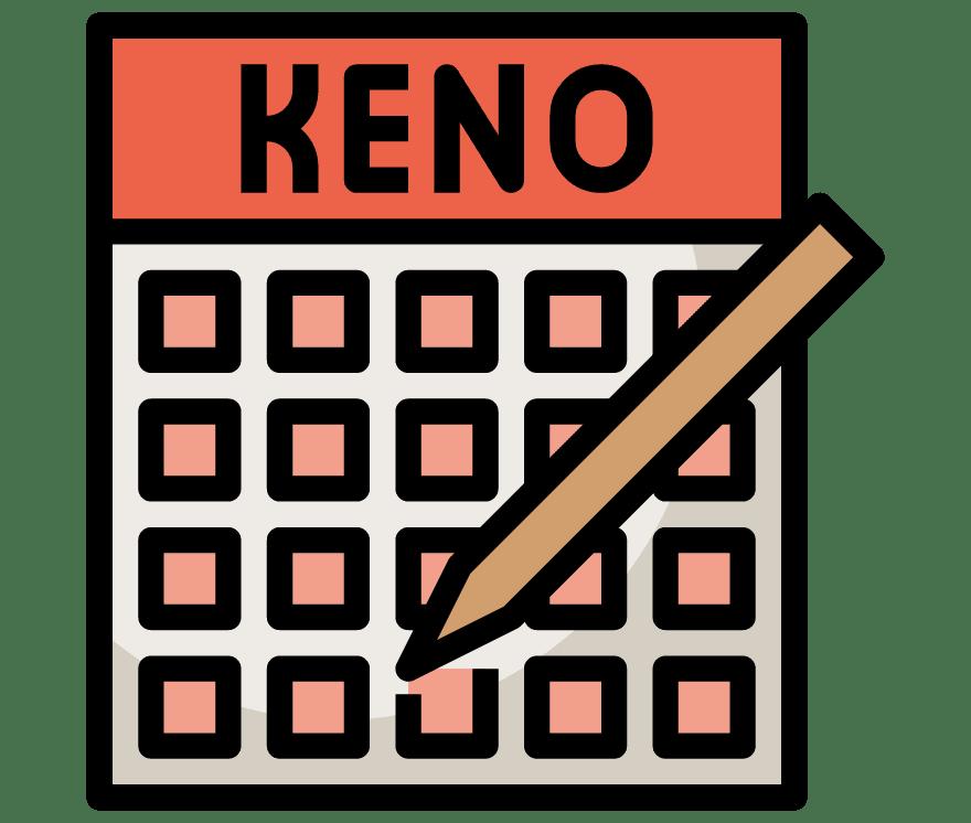 Παίξτε Keno Online -Τα καλύτερα 37 με τις μεγαλύτερες πληρωμές Online Καζίνο το 2021
