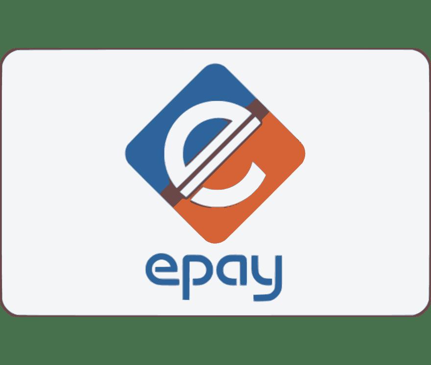 Top 6 ePay Online Καζίνοs 2021 -Low Fee Deposits
