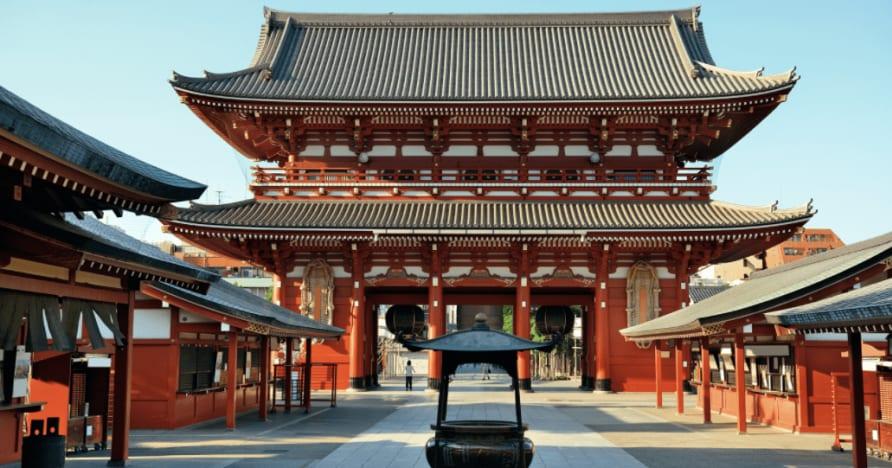 Επέκταση του Λέοντα Βέγκας στην Ιαπωνική Αγορά Παιχνιδιών