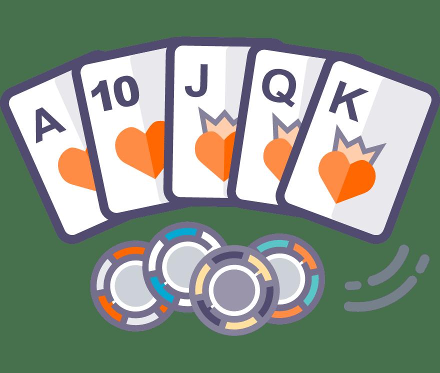 Παίξτε Texas Holdem Online -Τα καλύτερα 43 με τις μεγαλύτερες πληρωμές Online Καζίνο το 2021