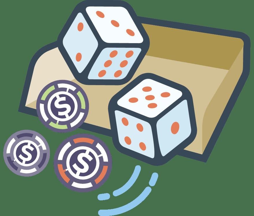 Παίξτε Ζάρια Online -Τα καλύτερα 35 με τις μεγαλύτερες πληρωμές Online Καζίνο το 2021
