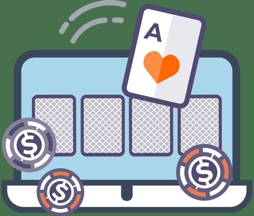 Παίξτε Caribbean Stud Online -Τα καλύτερα 40 με τις μεγαλύτερες πληρωμές Online Καζίνο το 2021