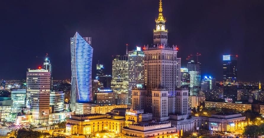 Online καζίνο της Πολωνίας: Τζόγος στο Διαδίκτυο στην Πολωνία