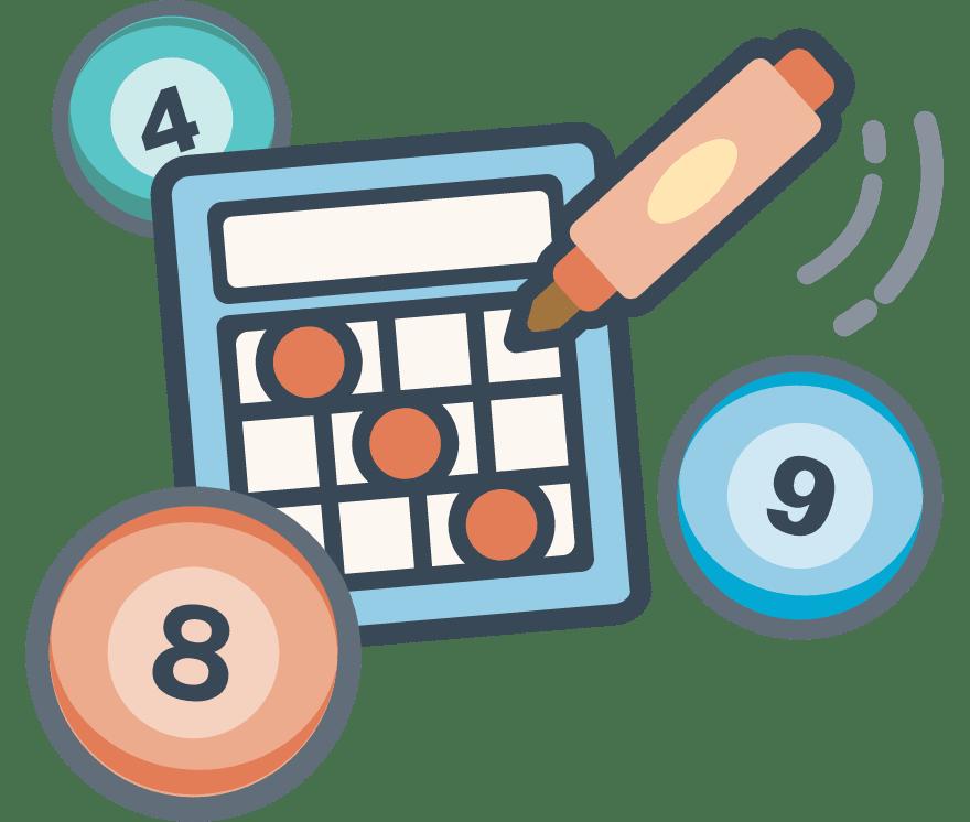 Παίξτε Bingo Online -Τα καλύτερα 47 με τις μεγαλύτερες πληρωμές Online Καζίνο το 2021