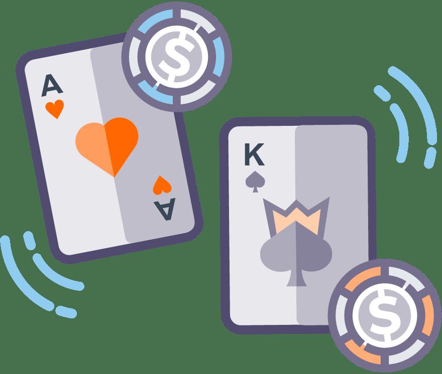 Παίξτε Πόλεμος καζίνων Online -Τα καλύτερα 6 με τις μεγαλύτερες πληρωμές Online Καζίνο το 2021